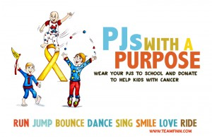 Pjs With a Purpose Poster